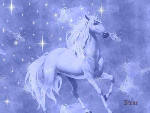 ফ্যান্টাসি unicorn