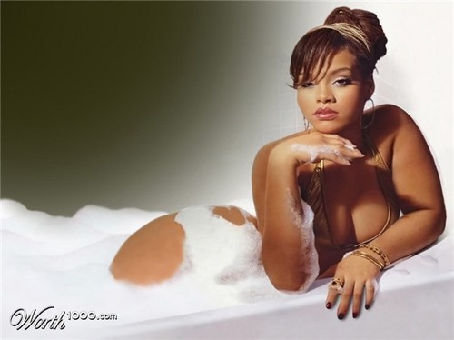 Feeding Time!!..Rihanna