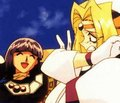 Filia and Xellos - anime-slayers photo