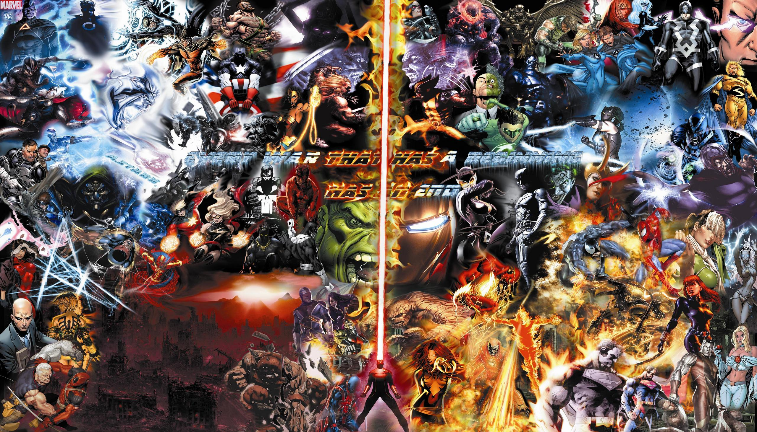 Marvel comics final war marvel dc wallpaper 73 charcaters