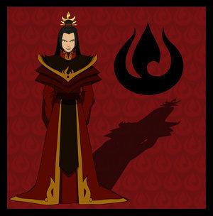 Firelord Azula