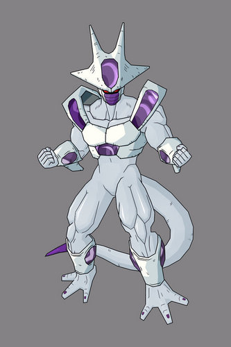 Dragon Ball Z wallpaper called Frieza 5th form
