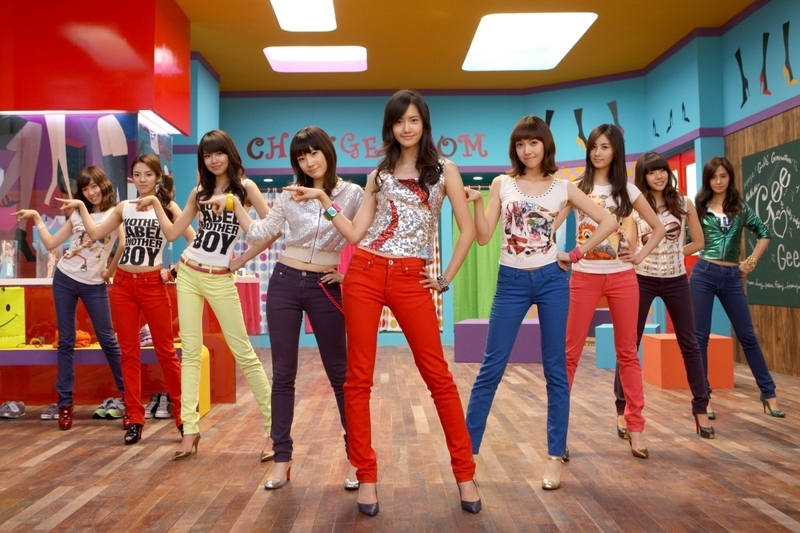 Gee - Girls' Generation