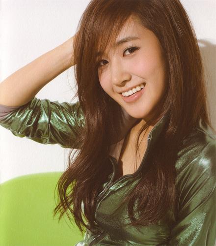 Super Generation: Super Junior & Girls' Generation wallpaper entitled Gee - Yuri