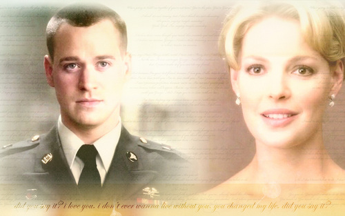 George and Izzie