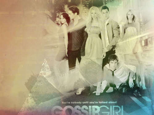 Gossip Girl wallpaper entitled Gossipp Girl<3