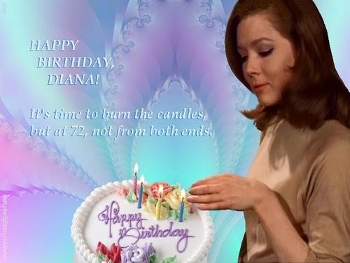 Happy 72nd Birthday!