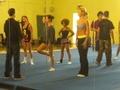 Hellcats Rehearsal