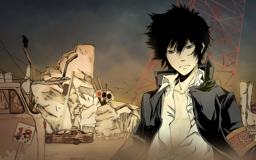 Hibari Kyoya wallpaper called Hibari