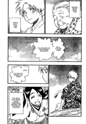 Hitsugya's Childhood Page 8