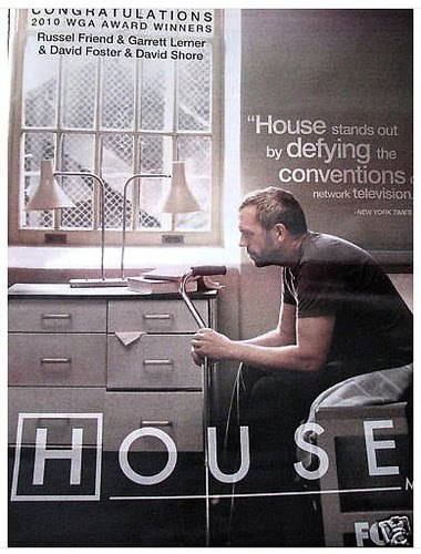 House - Emmy Poster