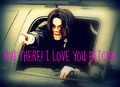I LOVE YOU BITCH!!! LMAO XD - michael-jackson photo