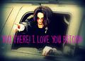 I LOVE YOU BITCH!!! LMAO XD - michael-jackson photo