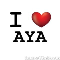 I ♥ U AyA