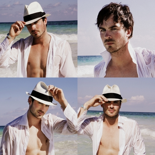 Ian is a HOT MESS!!