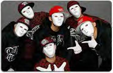 Jabbawockeez wallpaper entitled Jabbawockeez