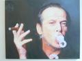 Jack Nicholson portrait