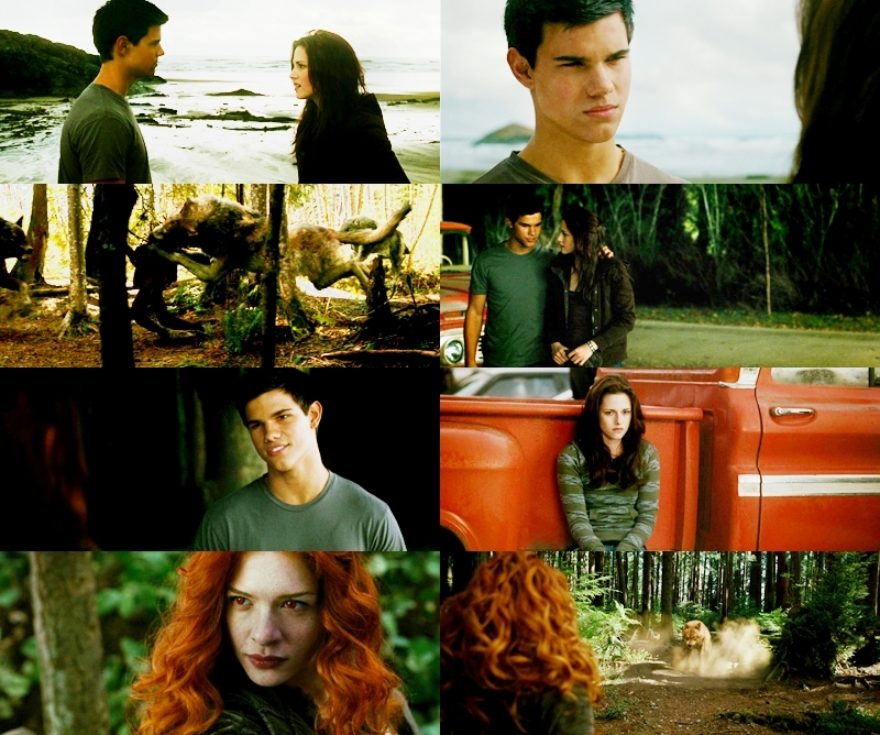 Jacob & Bella '