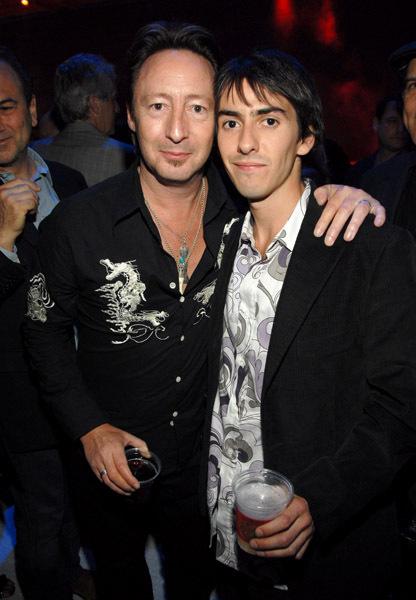 John and George!