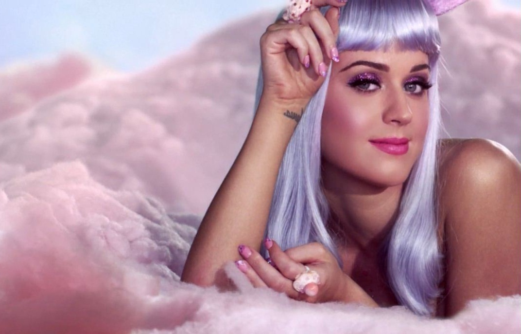 katy perry califonia gurls
