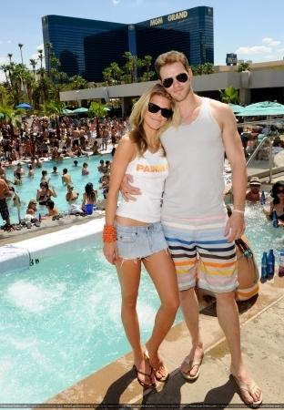 Kellan and AnnaLynne McCord Birthday Celebration – Las Vegas – 17 July 2010
