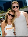 Kellan and AnnaLynne McCord Birthday Celebration – Las Vegas – 17 July 2010 - twilight-series photo