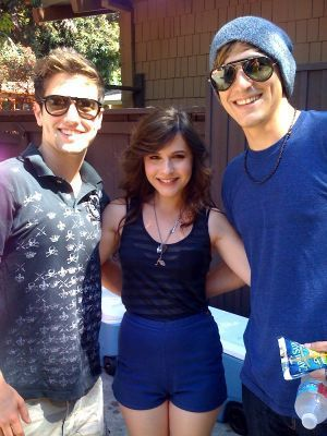 Kendall, Logan and Erin @ BTR BBQ