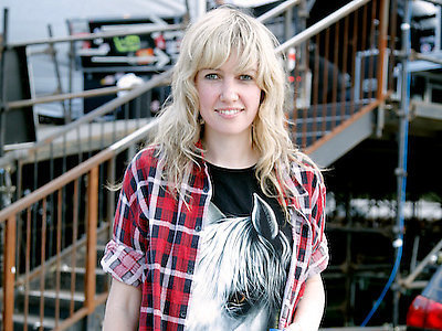 Singer Ladyhawke marries actress Madeleine Sami - Gay News Network