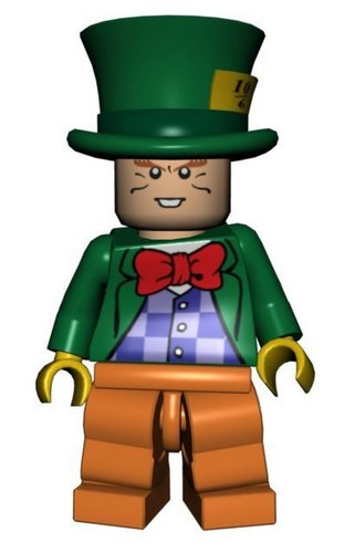 Lego Mad Hatter