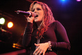 Lisa Marie Presley; best female singer <3 - singing photo