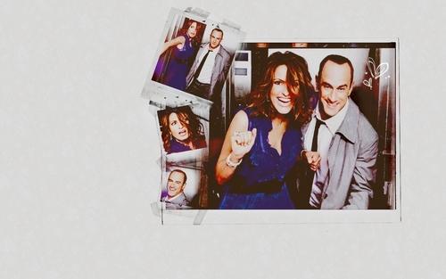 Mariska & Chris