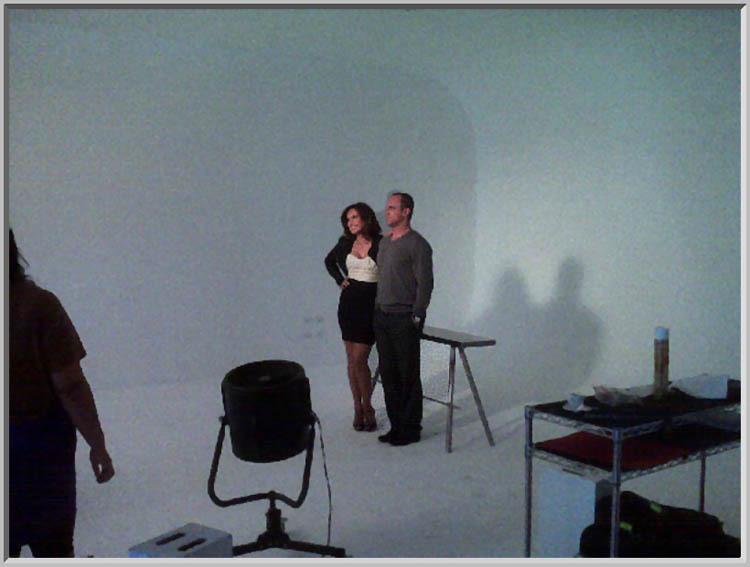 Mariska & Chris shooting