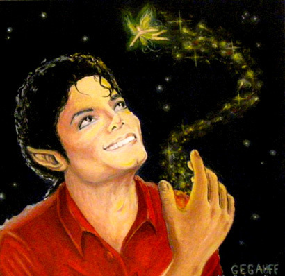 Michael Jackson Peter Pan