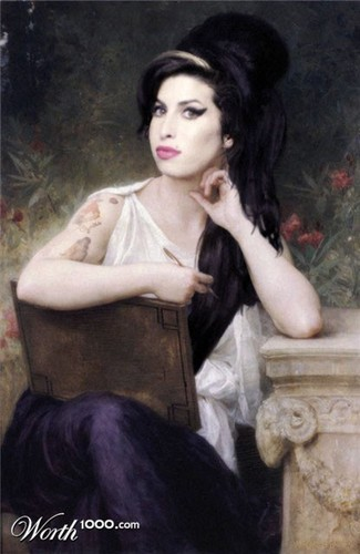 Modern Renaissance-Amy Winehouse-
