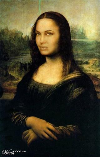 Modern Renaissance-Angelina Jolie-