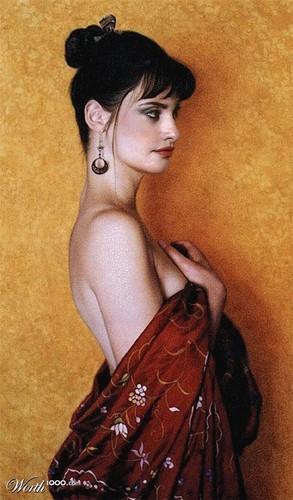 Modern Renaissance-Penelope Cruz-