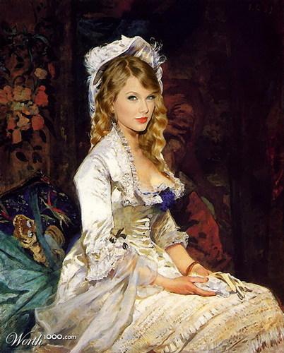 Modern Renaissance-Taylor Swift-