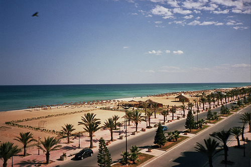 My summer @Tunisia ,Hammamet El Mouradi