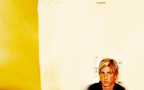 Fernando Torres Hintergrund titled Nando