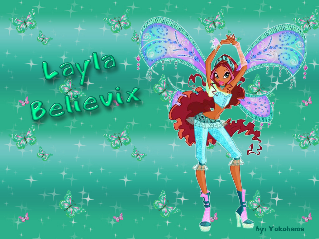 new season 4 wallpapers the winx club wallpaper