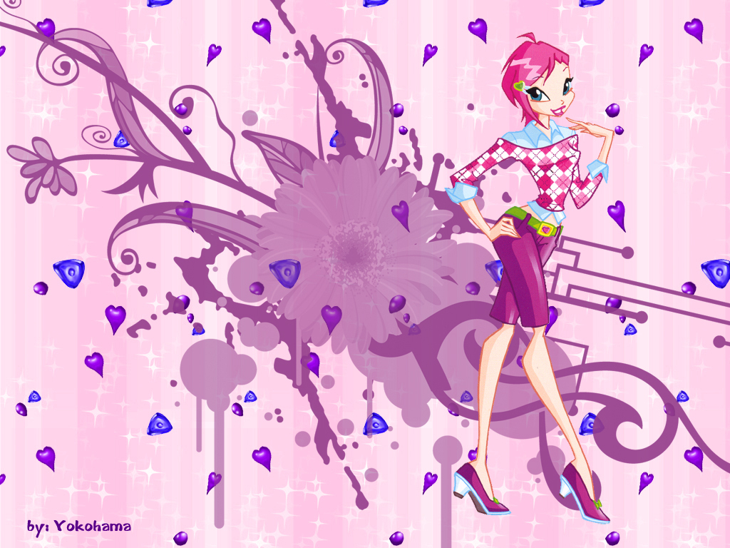 The winx club new season 4 wallpapers