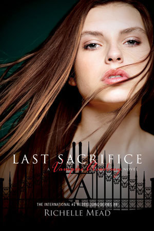 Offical Cover Of Last Sacrifice