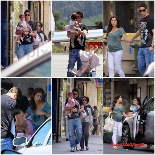 Fernando Torres 壁紙 entitled Olalla IS PREGNANT... AGAIN