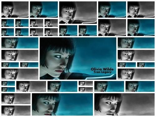 Olivia: Tron Legacy
