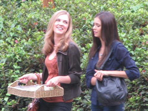 On Set TVD - Season 2