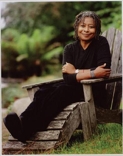 Poet, Writer and Feminist Activist Alice Walker