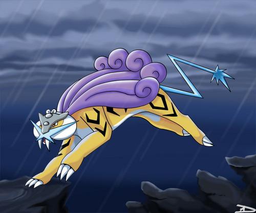 legendary electric pokemon - photo #8