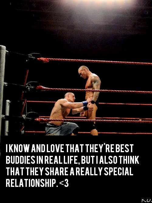 John Cena Randy Orton Gay http://www.lipstickalley.com/f248/whos-gay-bi-wrestling-308369/index4.html