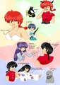 Ranma 1/2 - Ranma Attempts to Cosplay