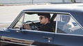 Rob and Tom drivin around in an old Chevy - July 17th, 2010  - twilight-series photo